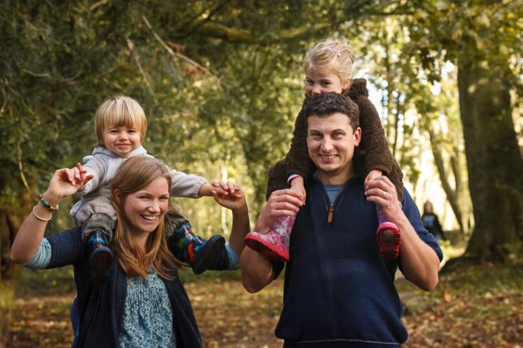 Bristol Family Photographer Gruffalo Children Autumn-27