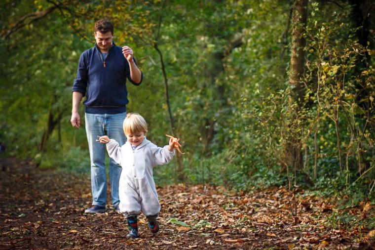 Bristol Family Photographer Gruffalo Children Autumn-28