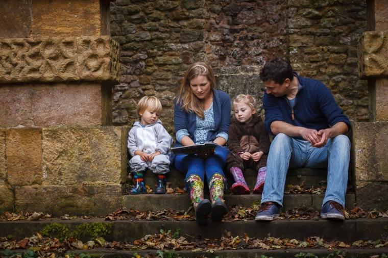 Bristol Family Photographer Gruffalo Children Autumn-30