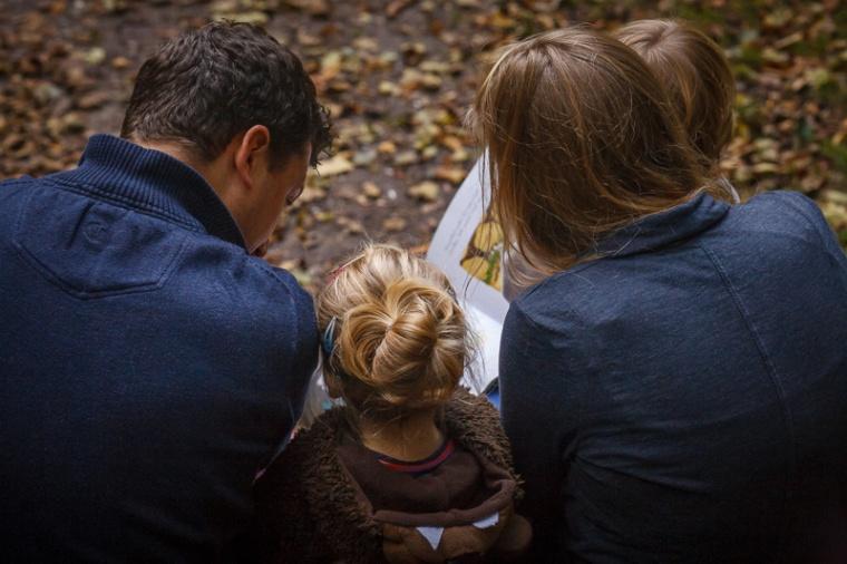 Bristol Family Photographer Gruffalo Children Autumn-32