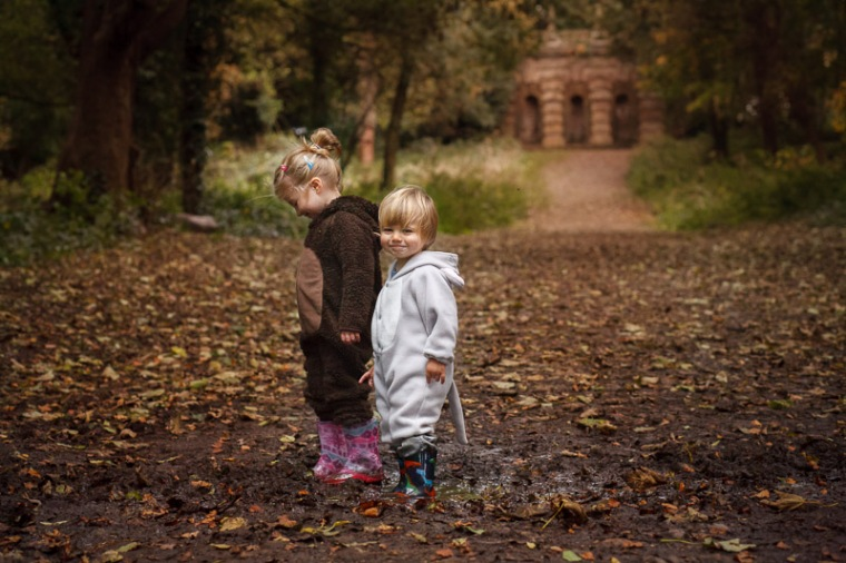 Bristol Family Photographer Gruffalo Children Autumn-37