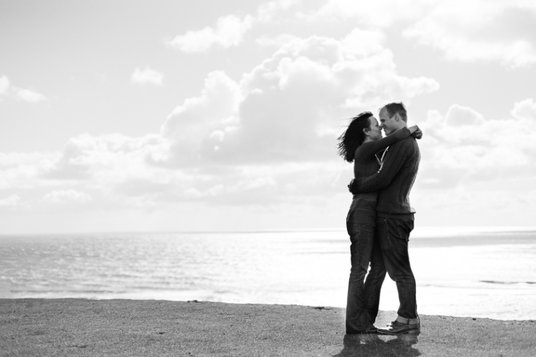 Wales Rhossili Bay Engagement Photographer-47