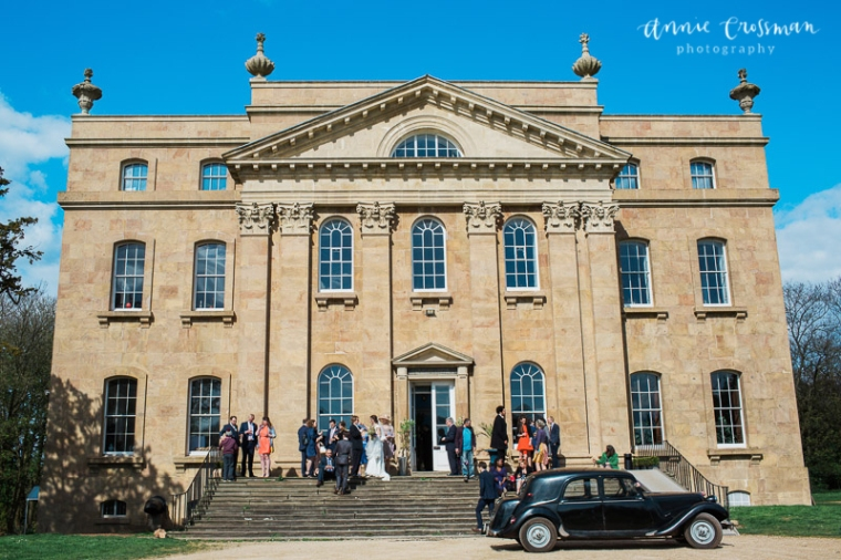 Bristol Wedding Kingsweston House Annie Crossman Photography-338