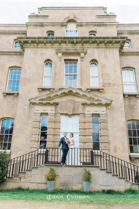 Bristol Wedding Kingsweston House Annie Crossman Photography-356