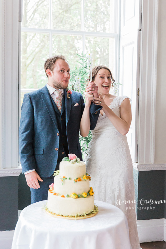 Bristol Wedding Kingsweston House Annie Crossman Photography-421