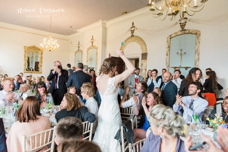 Bristol Wedding Kingsweston House Annie Crossman Photography-422