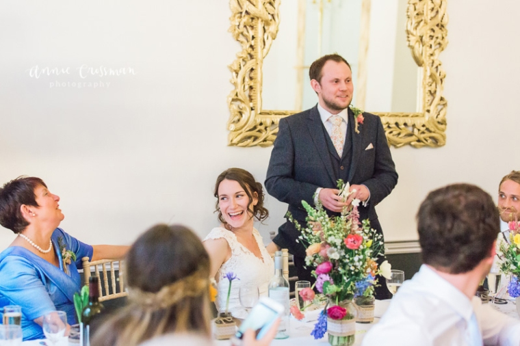 Bristol Wedding Kingsweston House Annie Crossman Photography-453