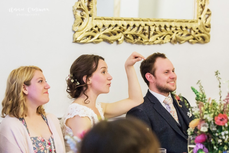 Bristol Wedding Kingsweston House Annie Crossman Photography-475