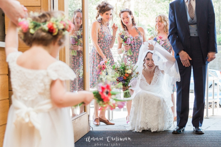 Bristol Wedding Woodlands Church Annie Crossman Photography-177