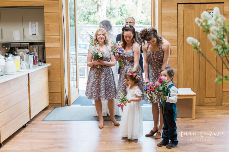 Bristol Wedding Woodlands Church Annie Crossman Photography-181