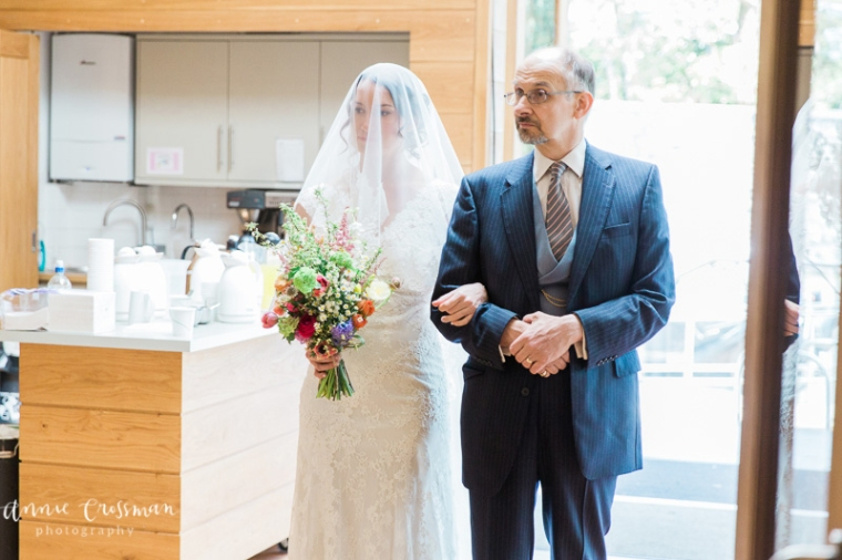 Bristol Wedding Woodlands Church Annie Crossman Photography-183