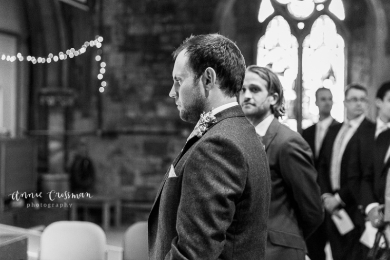 Bristol Wedding Woodlands Church Annie Crossman Photography-184