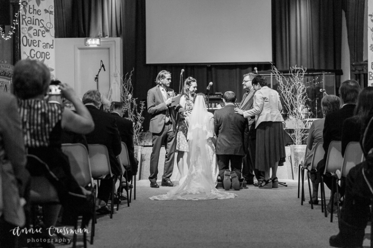 Bristol Wedding Woodlands Church Annie Crossman Photography-225