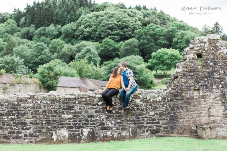 Engagement Shoot Tintern Abbey Wales Bristol Annie Crossman Photography-49