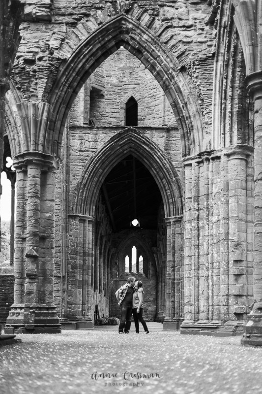 Engagement Shoot Tintern Abbey Wales Bristol Annie Crossman Photography-7