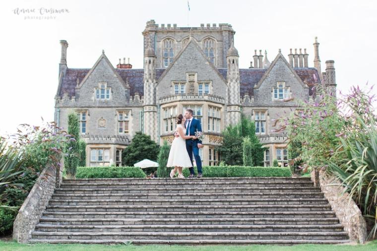 Tortworth Court Wedding Annie Crossman Photography-130