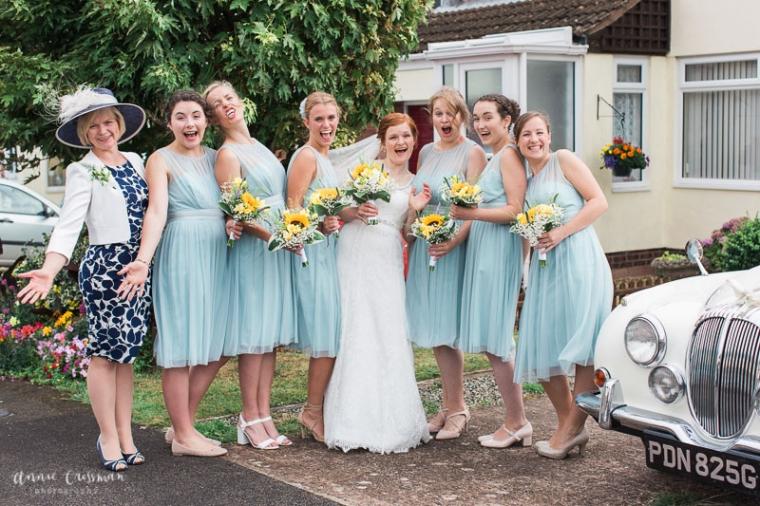 Taunton Somerset Wedding Photographer Annie Crossman-148
