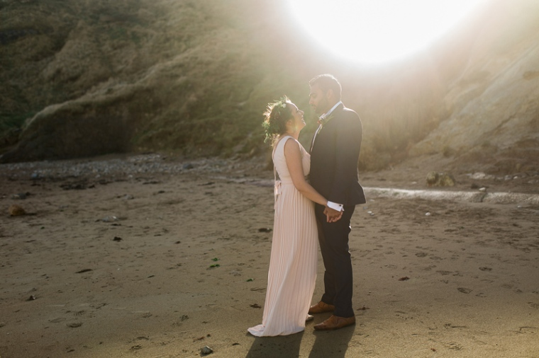 Annie Crossman Photography Lulworth Cove Durdle Door Dorset Engagement Shoot-024