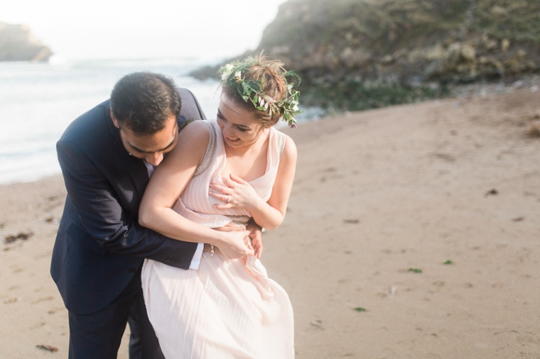 Annie Crossman Photography Lulworth Cove Durdle Door Dorset Engagement Shoot-029