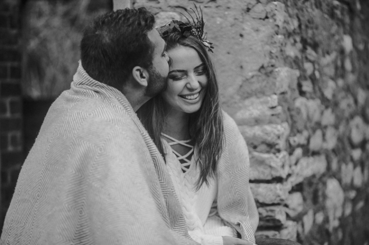 Annie Crossman Photography Lulworth Cove Durdle Door Dorset Engagement Shoot-079
