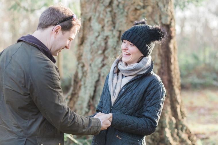 Westonbirt Arboretum Proposal Engagement Photos Bristol Annie Crossman Photography-020