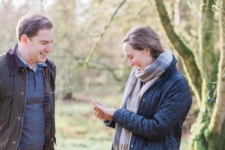 Westonbirt Arboretum Proposal Engagement Photos Bristol Annie Crossman Photography-041
