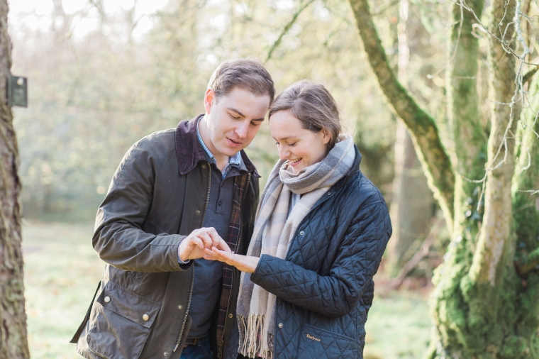 Westonbirt Arboretum Proposal Engagement Photos Bristol Annie Crossman Photography-043