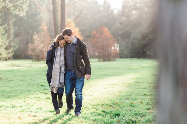 Westonbirt Arboretum Proposal Engagement Photos Bristol Annie Crossman Photography-075