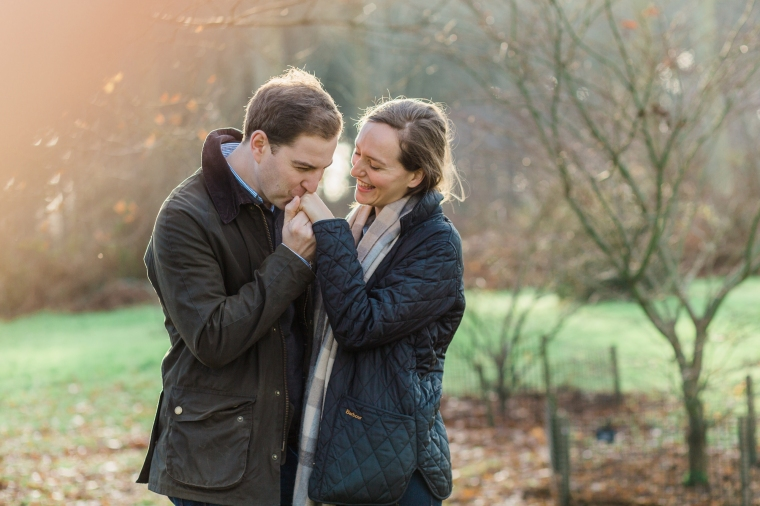 Westonbirt Arboretum Proposal Engagement Photos Bristol Annie Crossman Photography-095