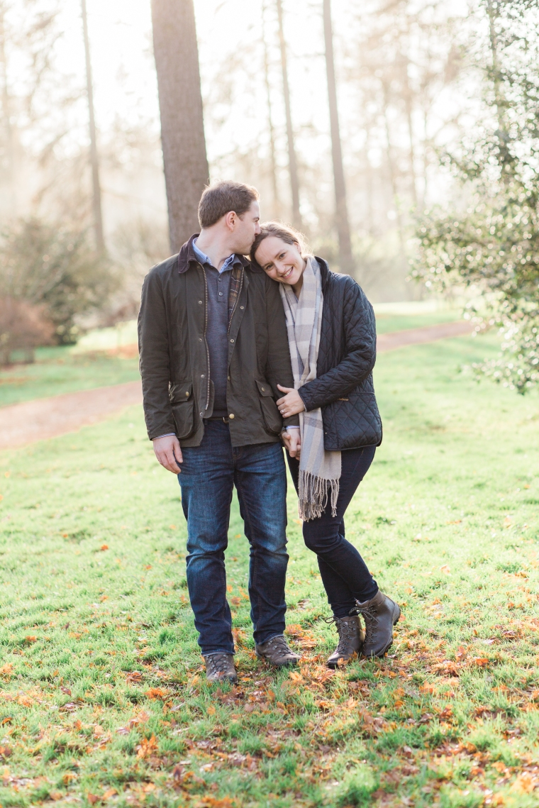 Westonbirt Arboretum Proposal Engagement Photos Bristol Annie Crossman Photography-107